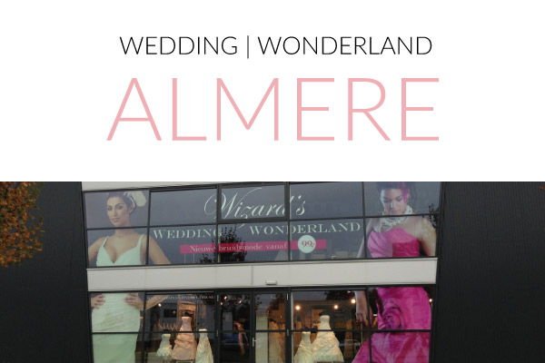 Bruidsmode Almere Amsterdam Weddingwonderland Nl