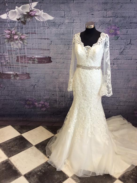 Vintage Trouwjurk 1600 Wedding Wonderland