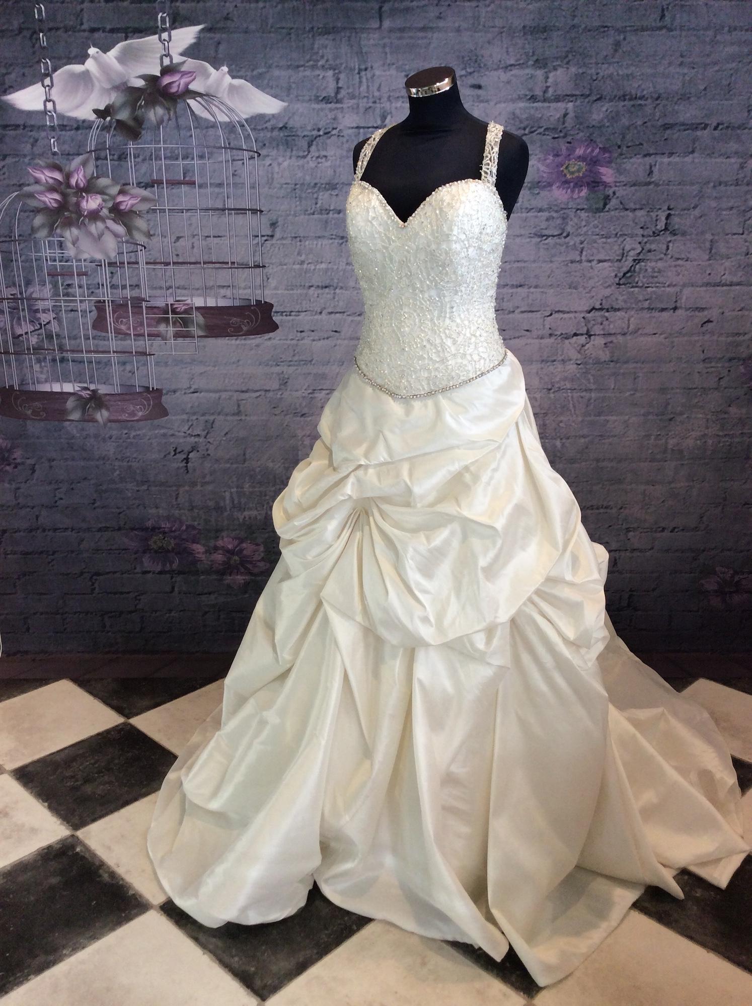 Vintage Trouwjurk 1138 Wedding Wonderland