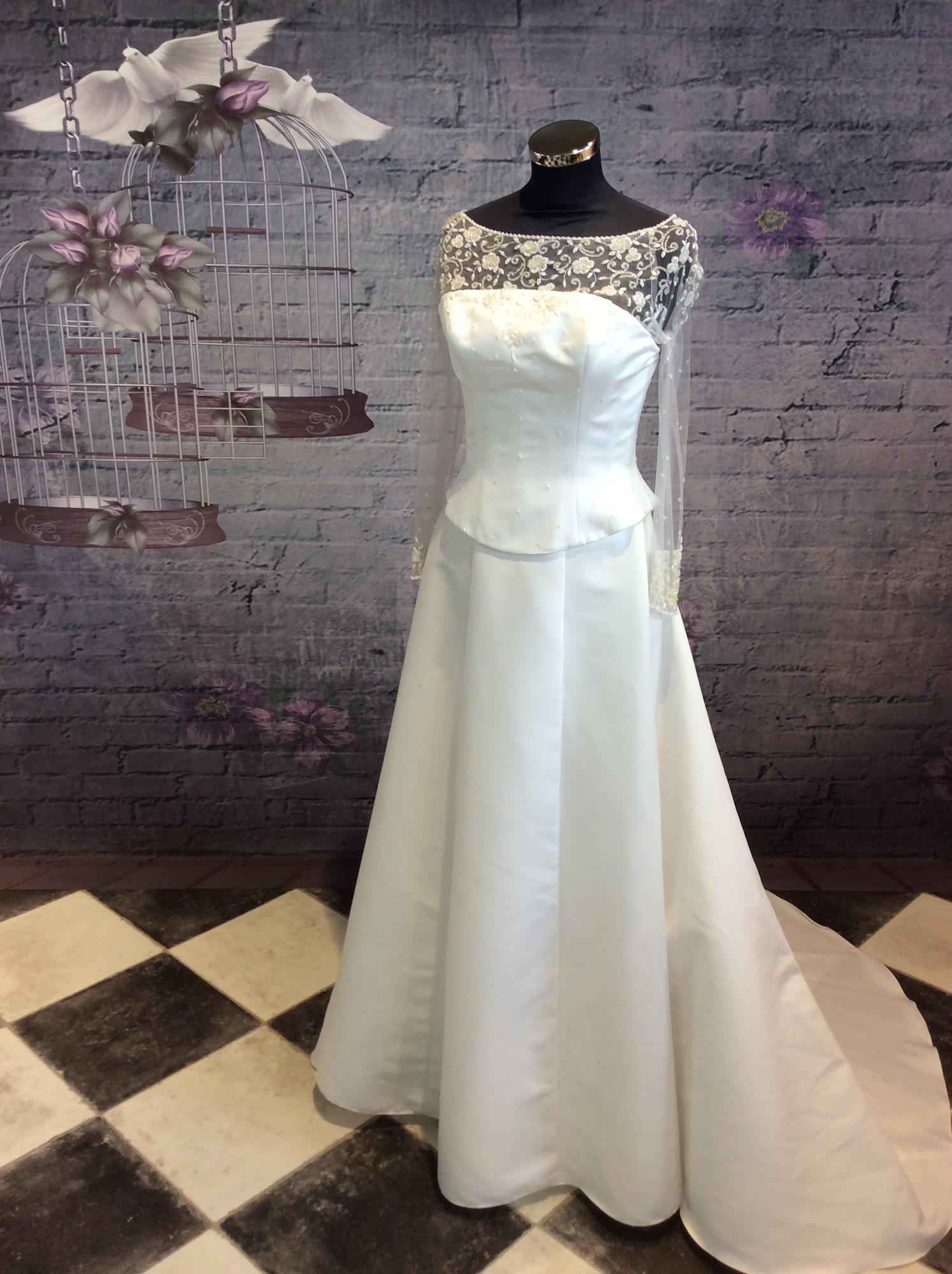Vintage Trouwjurk 1505 Wedding Wonderland