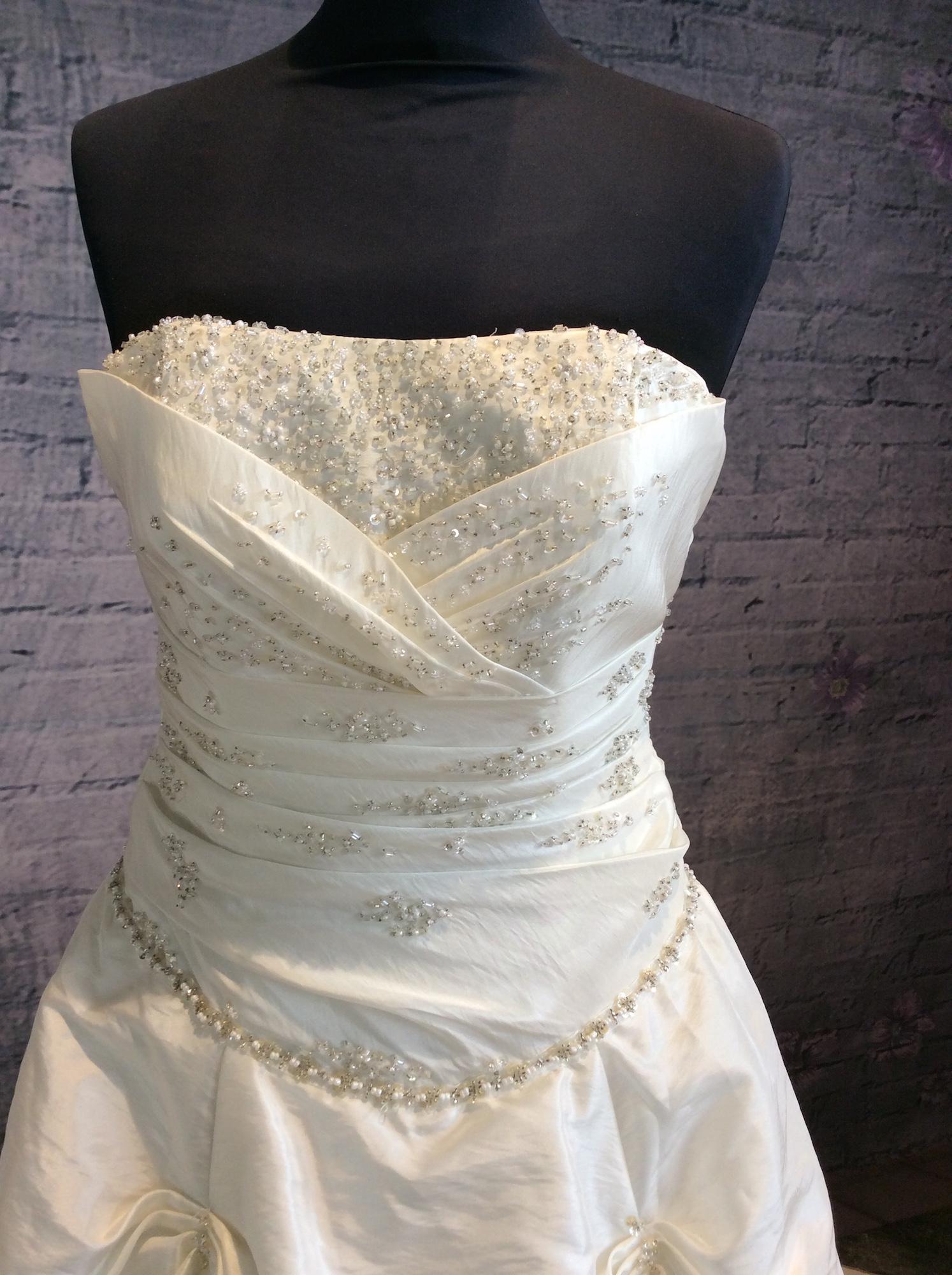 Vintage Trouwjurk 1439 Wedding Wonderland