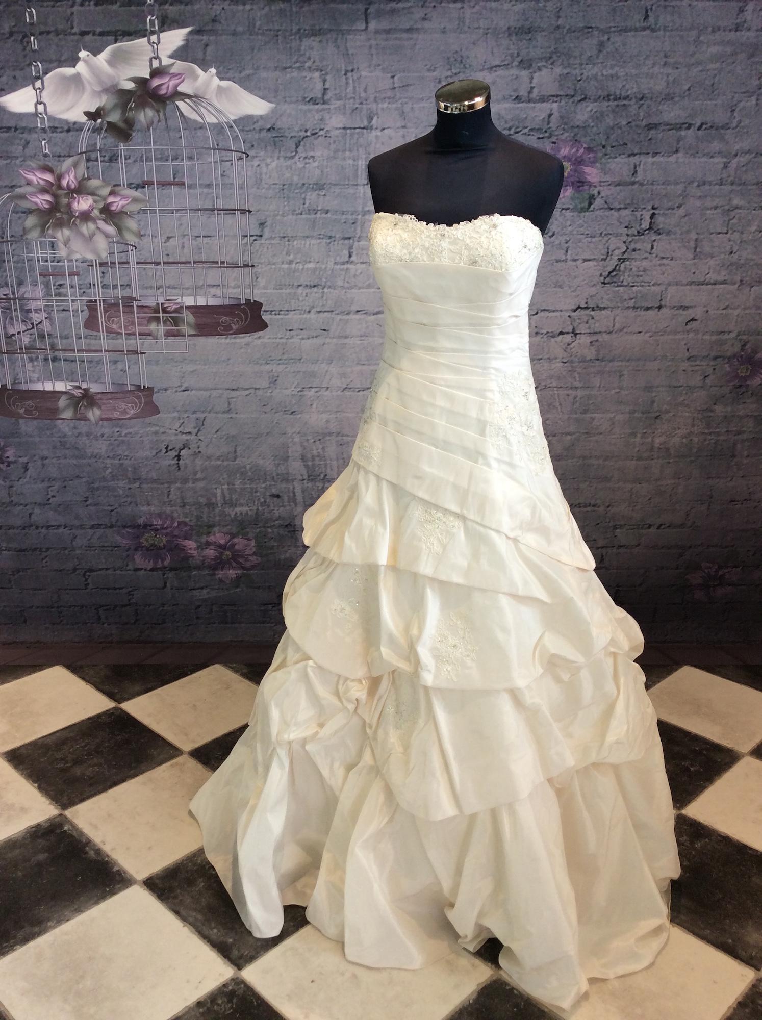Vintage Trouwjurk 369 Wedding Wonderland